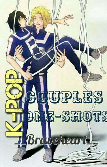"""K-pop Couples One Shots""""BxB"""""""