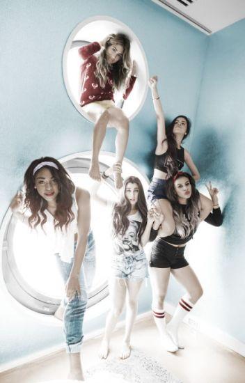 Fifth Harmony (Texts Fic)