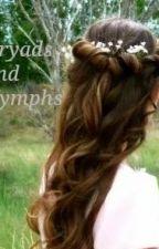 Dryads and Nymphs by mysticalpurple03