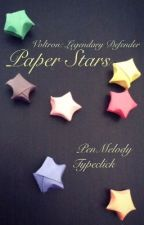 Paper Stars -- (VLD) by typeclick
