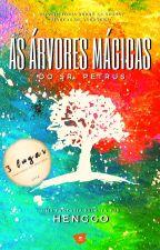 As Árvores Mágicas do Sr. Petrus by Henggo