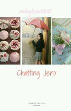 Chatting; Jeno by kangurl