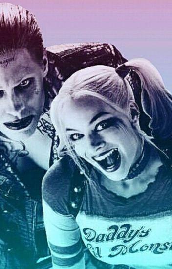 Ecco A Voi Il Diavolo\Harley×Joker/