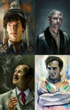 Faux frères. (Sherlock Fanficion) by DragonRide221