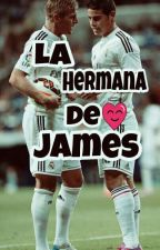 La Hermana De James Rodríguez - Toni Kroos by Chiny08