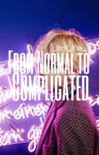 From Normal To Complicated  k.t.h.  by _Erii_Kim_