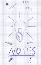 Notizbuch für Ideen und andere verrückte Sachen by Vaaston