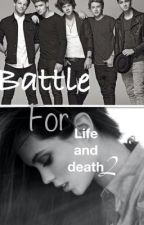 Stuck (One Direction fan fiction) (Sequel to Battle for Life and Death) by dreamstoryes