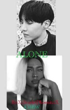 BTS: Jhope: Alone AMBW  by XxScarletPhoenixxX