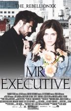 Mr. Executive  by the_rebellionxx