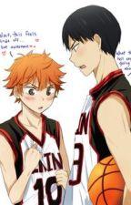 Haikyuu!  + Kuroko no basket( Os ) by MiunaHanzuki