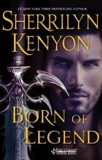 Born of Legend (La Liga) - Sherrilyn Kenyon by IArtemissI
