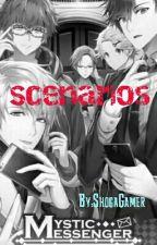 Mystic Messenger Scenarios. by ShogaGamer