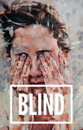 Blind // Tracob AU by chloefizzyx