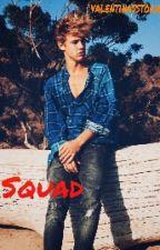 Squad// C.D. by valentinasstories