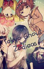 ♥ Tokyo Ghoul Zodiacs ♥ by Lenna_Chan