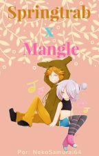 Springtrap x Mangle Pesadilla by NekoSamurai64