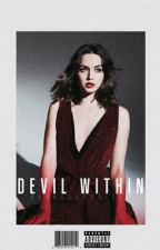 DEVIL WITHIN || J. BARNES [C.S.] by barnesofshield