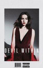 DEVIL WITHIN || J. BARNES [C.S.] by barnesofshield