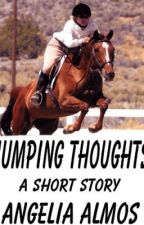 Jumping Thoughts by Angelia Almos by AngeliaAlmos