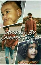 Adopted by Cameron Dallas by UnicornGang21