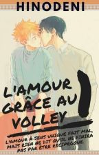 L'amour grâce au Volley 1 | KageHina | Terminée by Hinodeni