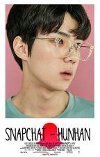 Snapchat - HunHan by httpHanGurl