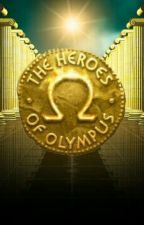 The Heroes of Olympus by s_risari