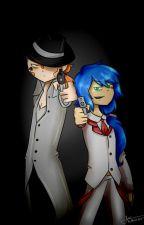 Partners in Crime [[ N.Fonnie]] [[MafíaFNAFHS]] by JillCipher_NBonnie