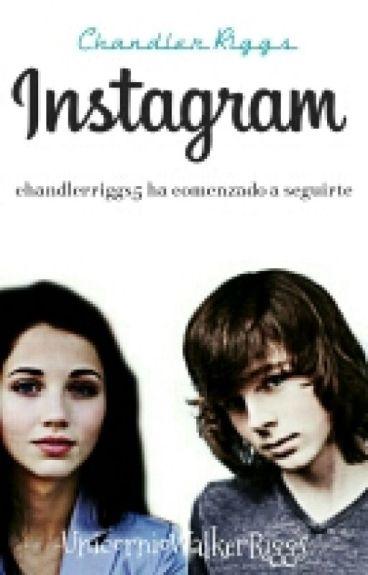 """Instagram"" ➸ Chandler Riggs. [TERMINADA]"