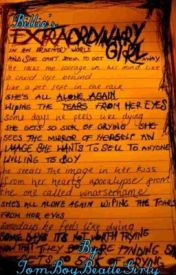 Billie's Extroadinary Girl (somewhat of a Green Day fanfic) by TomBoyBeatleGirly