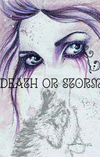 Death Or Storm (Jason Grace Y Tu) by lidiagarciav