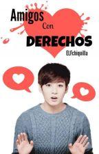 Amigos Con Derechos  Jungkook Y ______ by elfchiquilla