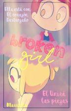 Broken Girl 【Foxy x Chica】『 TERMINADA 』 by MarrVale