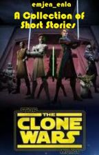 Star Wars: The Clone Wars: A Collection of Short Stories by emjen_enla