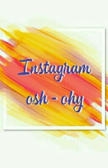 Instagram ; osh-ohy [ Editing ]