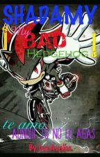 SHADAMY: ¡My bad Hedgehog! by LyzAvalos
