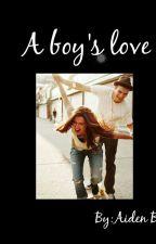 A boy's love by Aiden_Baerga