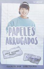Papeles Arrugados ( Jungkook) by lobito1816