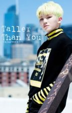 Taller Than You 》 Woozi by GalacticNico