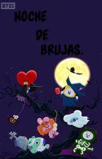 Noche de Brujas ║VHope║ by -WiskiSenpai-