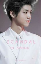 Scandal in Spring (HUNHAN) by MiraiDL