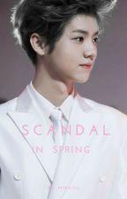 Scandal in Spring (HUNHAN) by MiraiDL