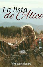 La lista De Alice by Francia49