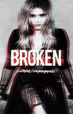 Broken ➵The Vampire Diaries by twoyoungminds