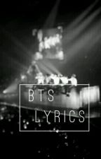 BTS lyrics [Editing] by taebong_