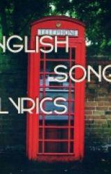 English Song Lyrics by IQAH_1324