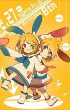 Hội những người cuồng Kagamine Rin & Len by _Hayate_Canlid_GG