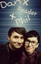 Who Do I Love? || Dan x Reader x Phil by _Dan-Howell_