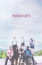 Next To My Friends by Rahoof432